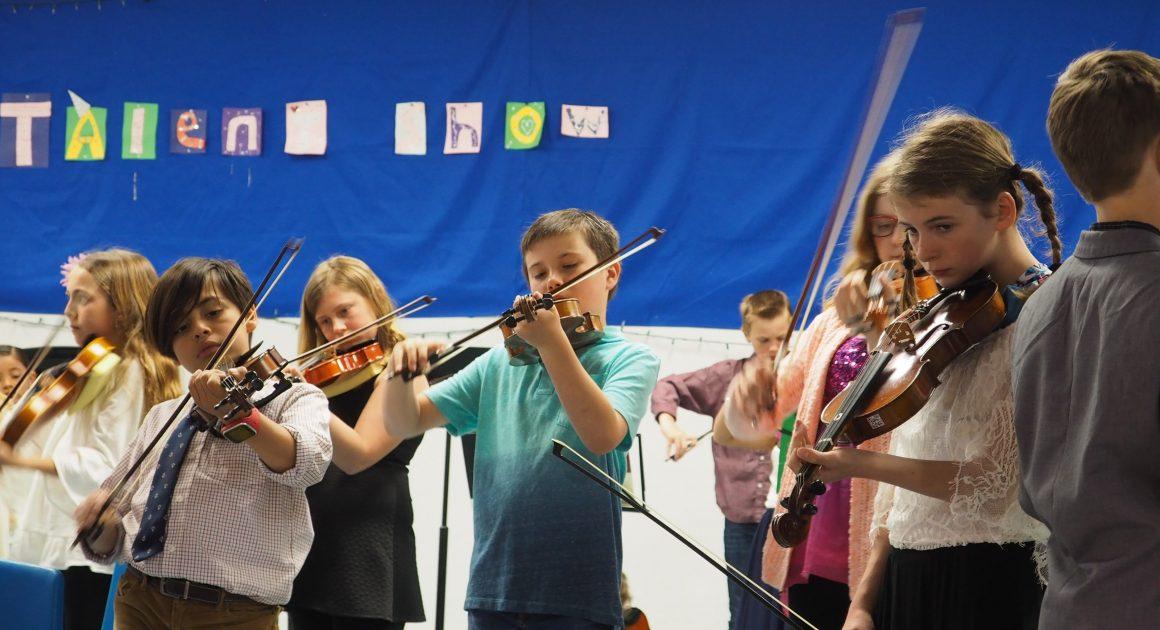 String Play Day!
