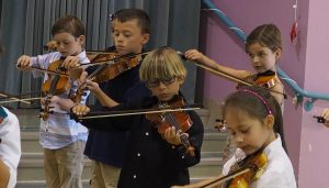 music education strings in the schools