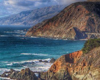 Pacific Coast Classics: Big Sur Inspirations