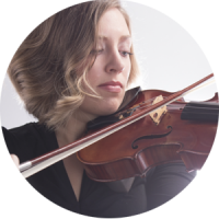 Emily Lanzone | Associate Concertmaster
