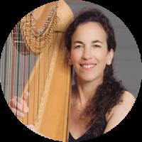 Marcia Dickstein | Harp