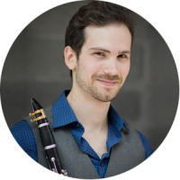 Richard Dobeck | Clarinet