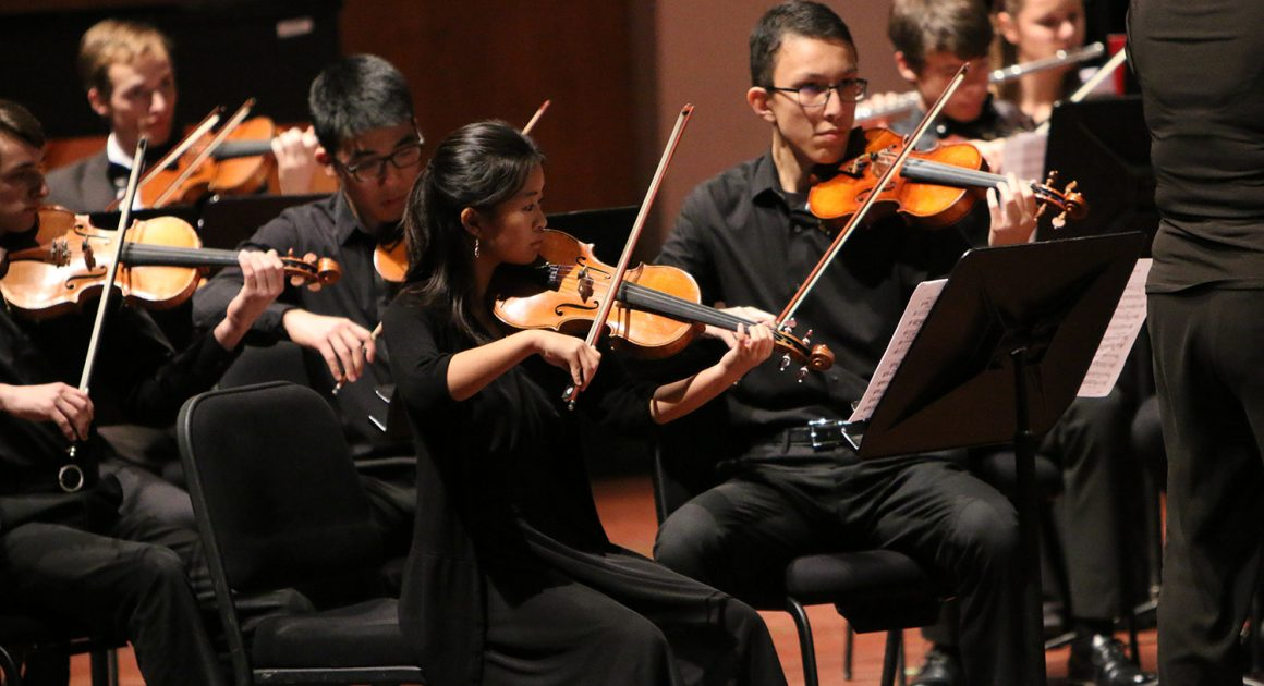 Youth Symphony Scholarships Now Available