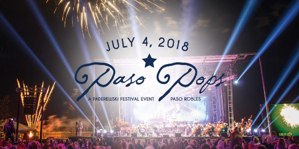 Join Us July 4 for Paso Pops!