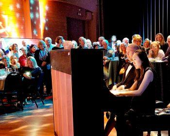 Opening Night! Brahms' Third Symphony & President's Reception