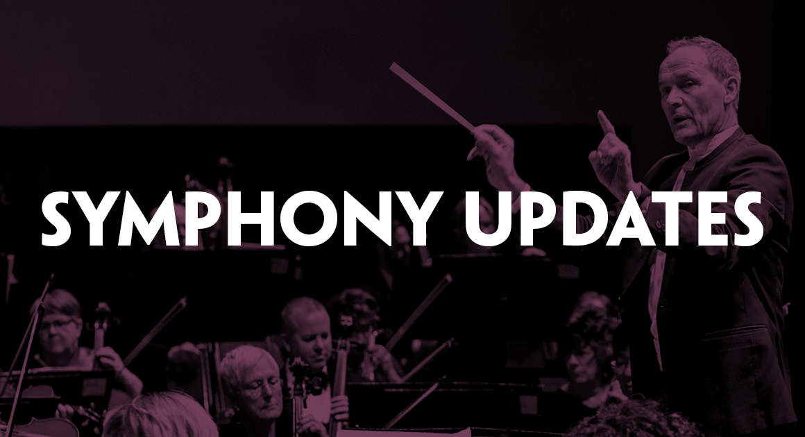 Updates from Your SLO Symphony