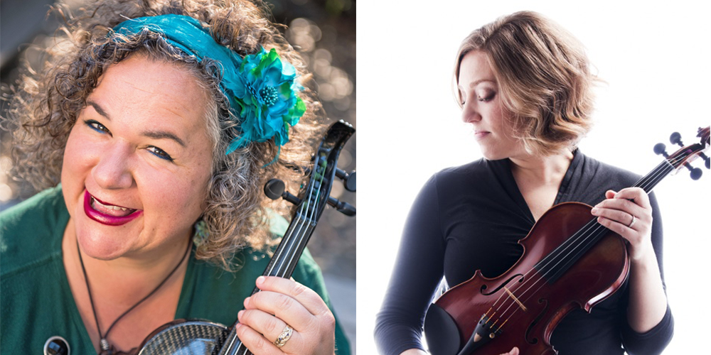 SLO Symphony Bids a Fond Farewell to Brynn Albanese; Welcomes Emily Lanzone to the Post of Concertmaster